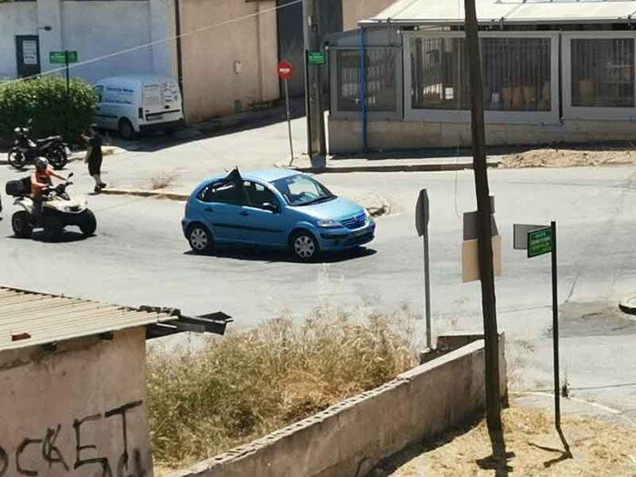 Αυτοκινητοπορεία και συμβολικός αποκλεισμός του ΧΥΤΑ Φυλής από σωματεία και φορείς της Αττικής