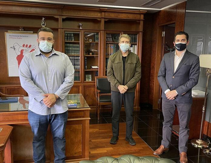 Επανασύσταση του αστυνομικού τμήματος στο Καματερό και αύξηση των δυνάμεων οι δυο άξονες για την παραβατικότητα σε Αγίους Αναργύρους-Καματερό