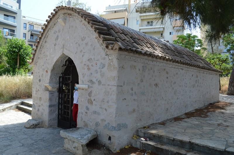 Ανάδειξη του πολιτιστικού πλούτου επιχειρεί ο Δήμος Αγίων Αναργύρων-Καματερού. Αυτοψίες σε βυζαντινά εκκλησάκια