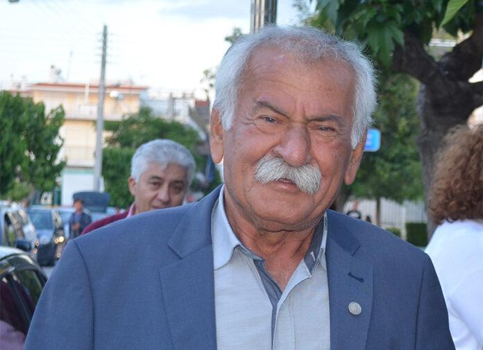 Ίλιον: Έφυγε από τη ζωή ο Αριστείδης Κοκονάκης. Στερνό «αντίο» από την παράταξη «Δημοκρατική Συνεργασία – Νίκος Ζενέτος»