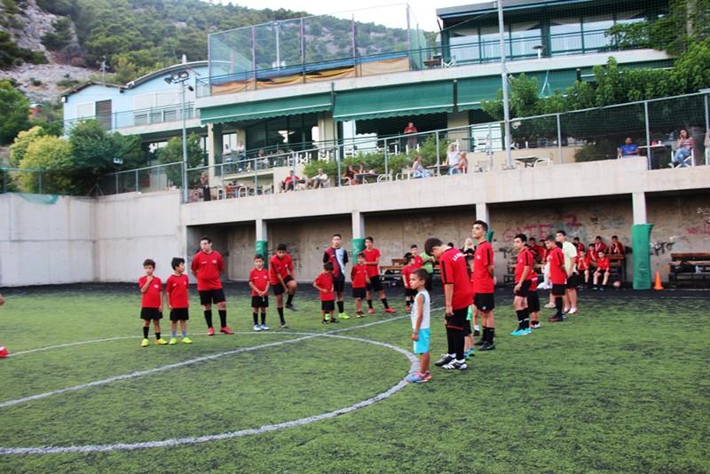 Βραβεύσεις για τους αθλητές των ακαδημιών του Α.Ο ΠΑΡΝΗΘΑ