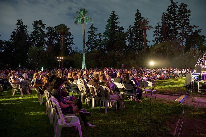 Συγκινητικές στιγμές και εξαίρετοι ήχοι στο 10ο jazz στο Πάρκο στο Ίλιον