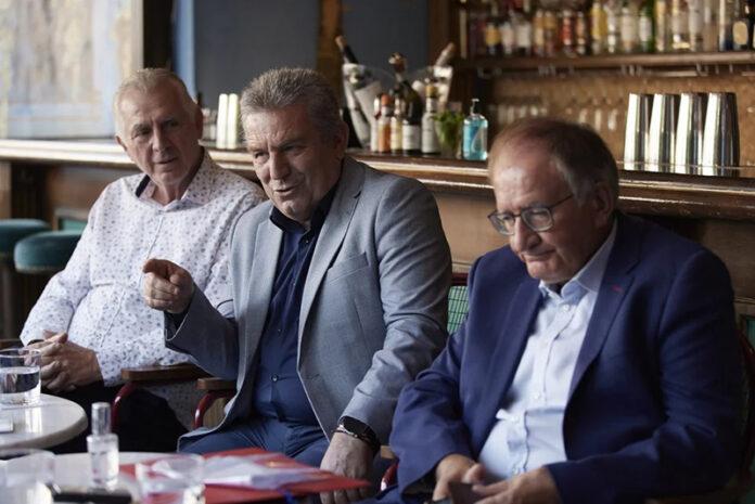 Συνάντηση του πρωθυπουργού με δημάρχους της Δυτικής Αθήνας. Τι του είπε ο Νίκος Ζενέτος (βίντεο)